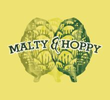 Malty & Hoppy by mikewirth