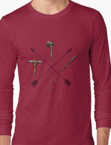 ark survival evolved Arrow Long Sleeve T-Shirt