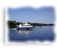 St. Lawrence Seaway/Thousand Islands #14 Canvas Print