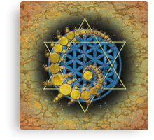 Divine Awakening Canvas Print