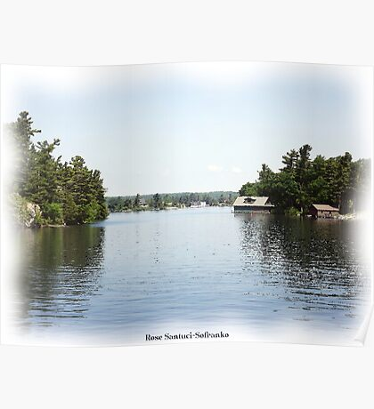 St. Lawrence Seaway/Thousand Islands #19 Poster