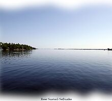 St. Lawrence Seaway/Thousand Islands #20 by Rose Santuci-Sofranko