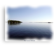 St. Lawrence Seaway/Thousand Islands #20 Canvas Print