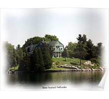 St. Lawrence Seaway/Thousand Islands #24 Poster