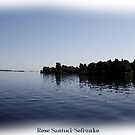 St. Lawrence Seaway/Thousand Islands #26 (Panoramic View) by Rose Santuci-Sofranko