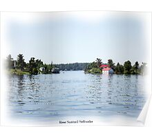 St. Lawrence Seaway/Thousand Islands #27 Poster
