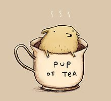 Pup of Tea by Sophie Corrigan