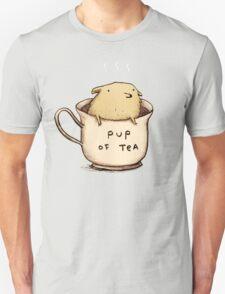 Pup of Tea Unisex T-Shirt