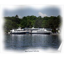 St. Lawrence Seaway/Thousand Islands #30 Poster