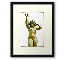 Belle Dame Framed Print