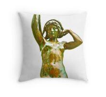 Belle Dame Throw Pillow