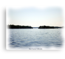 St. Lawrence Seaway/Thousand Islands #32 Canvas Print