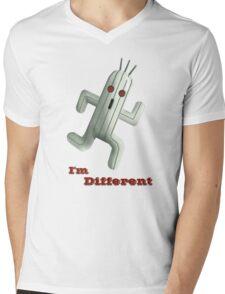 I'm Different Mens V-Neck T-Shirt