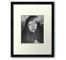 March Equinox Framed Print