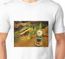 Sam and the Gator Unisex T-Shirt