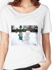 Winter Friend Sam Women's Relaxed Fit T-Shirt