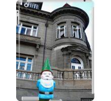 Mansion Gnome iPad Case/Skin