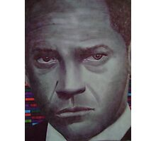 Denzel washington Photographic Print