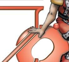 Zoe 01 Sticker