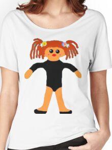 Ballet Rag Doll Women's Relaxed Fit T-Shirt