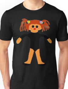 Ballet Rag Doll Unisex T-Shirt