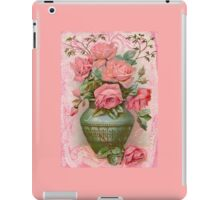 Old Fashioned Rose Bouquet iPad Case/Skin