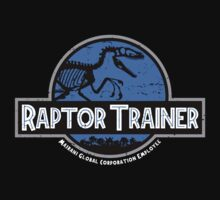 Raptor Trainer by Adho1982