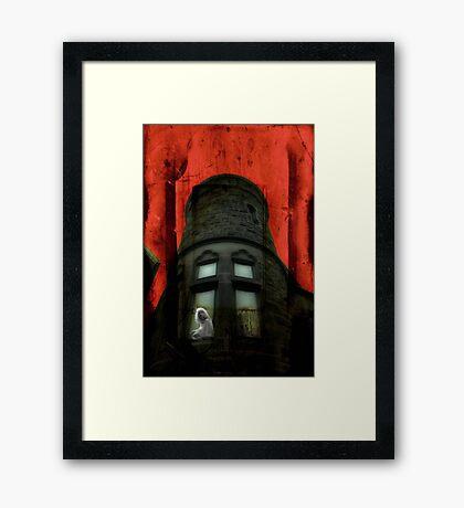Nightmare ©  Framed Print