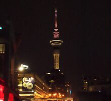Auckland City New Zealand by chrissy mitchell