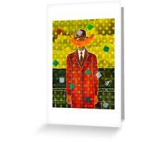 Son Of Phantasy Greeting Card