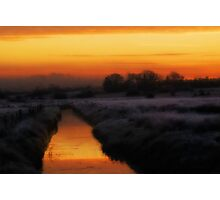 Spectral mornings Photographic Print