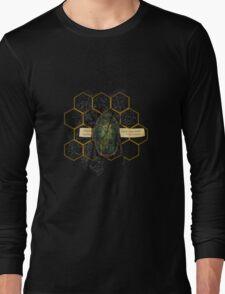 escher's june bug Long Sleeve T-Shirt