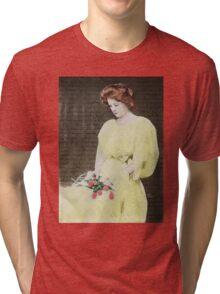 Language of Flowers Tri-blend T-Shirt