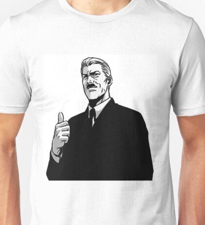 Chairman - Prison School (Kangoku Gakuen) Unisex T-Shirt