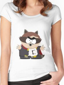 The Coon Women's Fitted Scoop T-Shirt