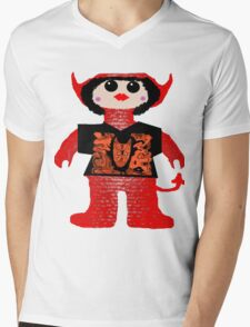 Little Devil In Disguise Rag Doll T-Shirt