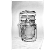 Canning Jar Poster