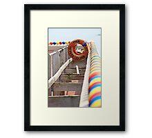 Pier House, St. Petersburg, FL Framed Print