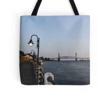 Wilmington Dusk Tote Bag