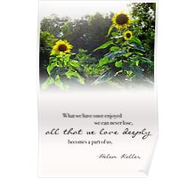 All That We Love Deeply Poster