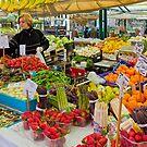 Venitian Farmer's Market by Zane Paxton