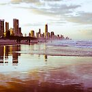 The Gold Coast Australia by Jason Dymock