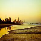 The Golden Coast by Jason Dymock Photography