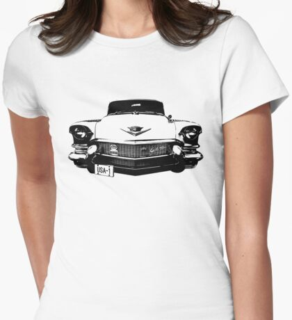 Caddy Womens Fitted T-Shirt