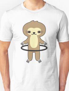 Hoop Sloth T-Shirt