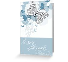 Heaven Is Real Greeting Card