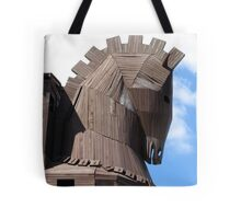 Troy Horse Tote Bag