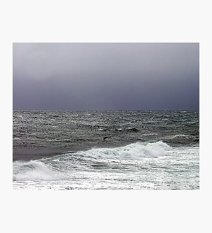 Only The Ocean Photographic Print