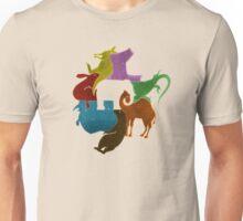 Elephant Puzzle Unisex T-Shirt