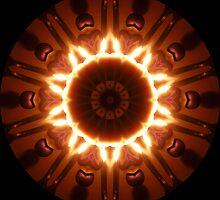 Candle Kaleidoscope by fantasytripp